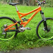 Specialized Orange